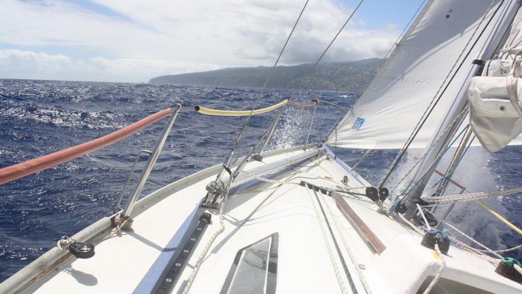 ANSP Saint Pierre La Réunion voile