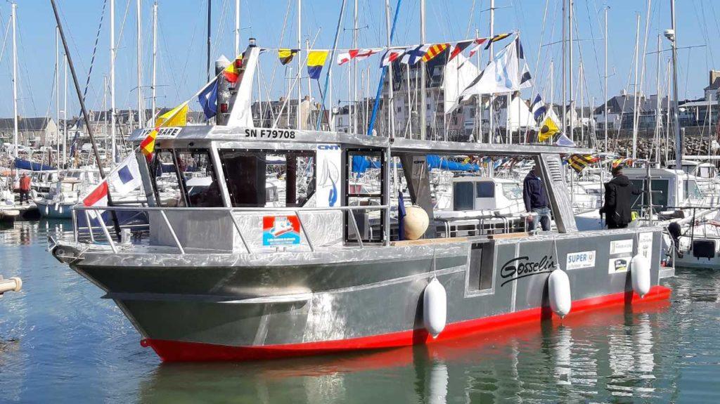 ANSP Saint Pierre La Réunion bateau